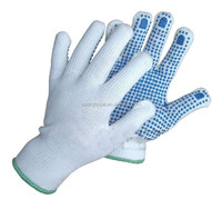 PVC dotted gloves cotton gloves
