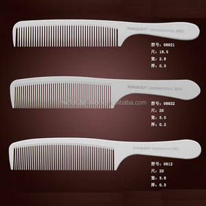 New plastic hair combs set wholesale OEM hair comb factory
