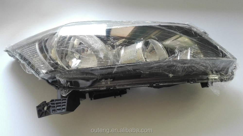 OEM 33101-TA0-H01 Auto Spare Parts Headlamp for HONDA ACCORD 2008