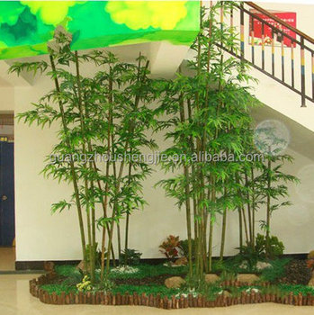 Q082631 Sale Artificial Plants And Trees Indoor Plants Artificial Bamboo  Pole