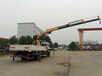 4*2 6 Wheel Foton Truck Mounted Crane Foton 10ton 15ton 25ton ...