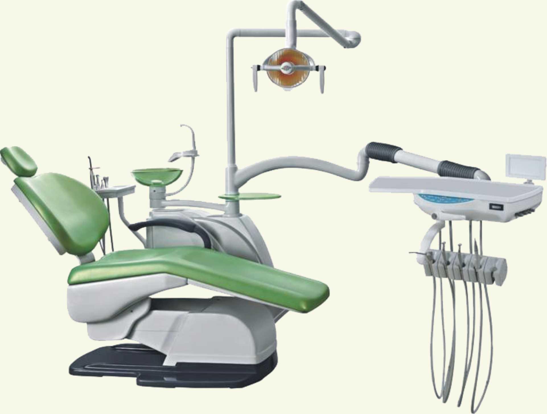 Electric Foshan Tj2688 Vitali Suntem Dental Chair Unit For