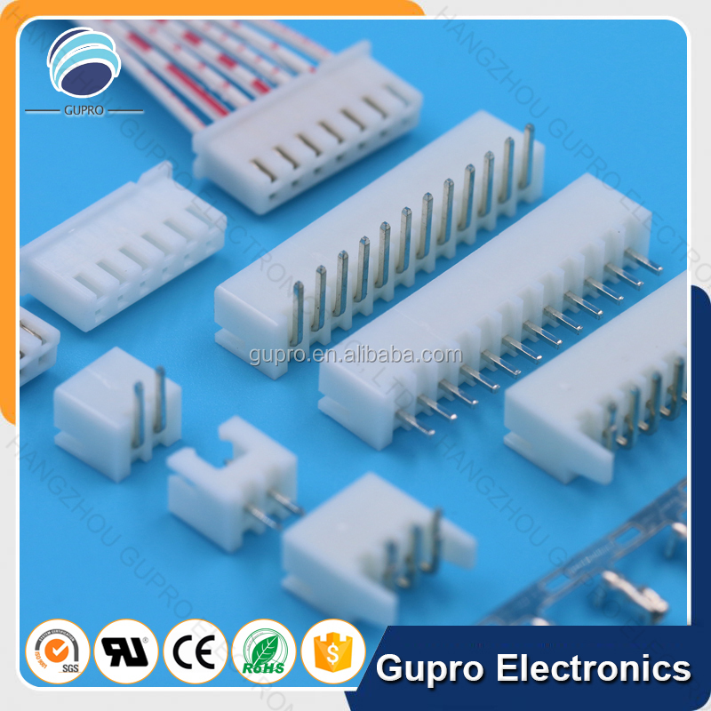 Factory Custom Jst Xh 6 Pin 3 Pin 8 Pin Wire Harness - Buy 8 Pin ...