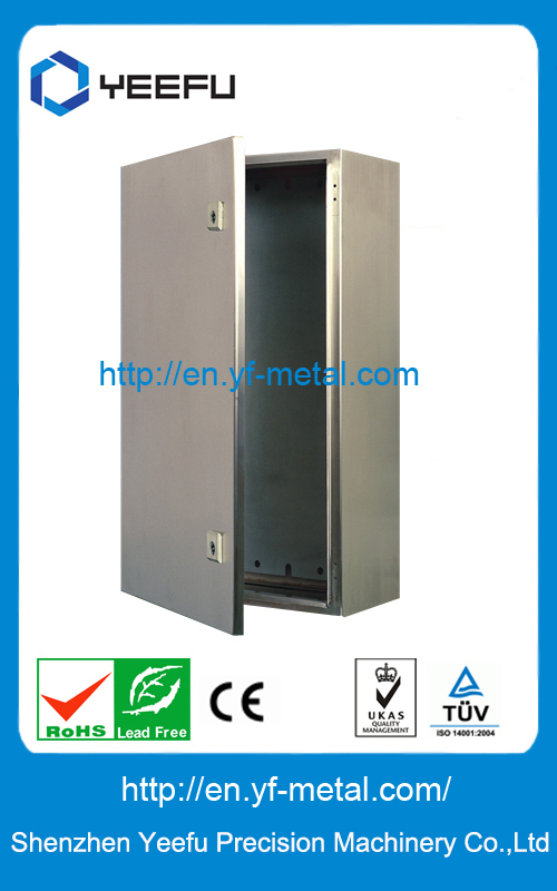 Power Electrical Galvanized Steel Distribution Box
