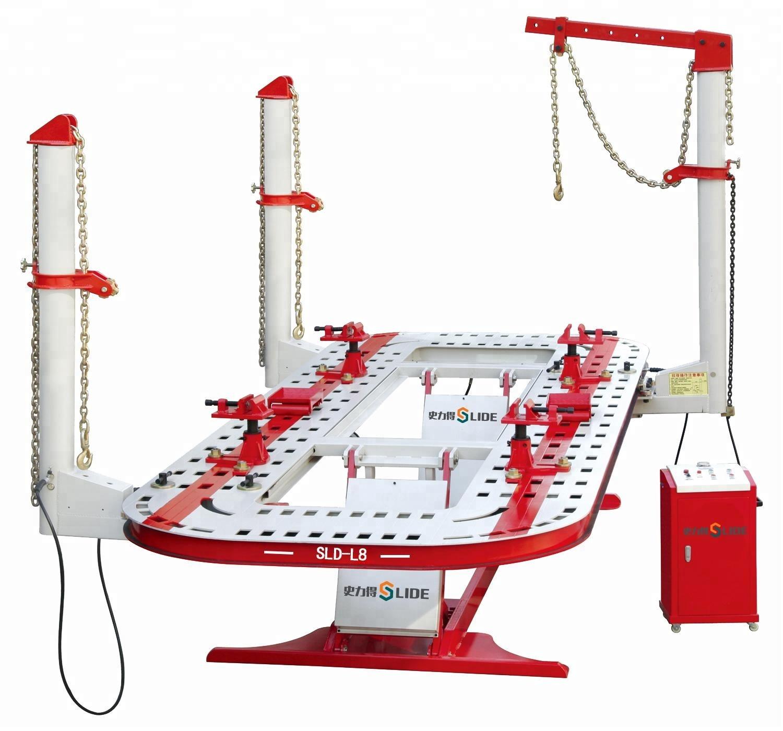 L8 reparación marco del sistema máquina forro chasis-Tratamiento ...
