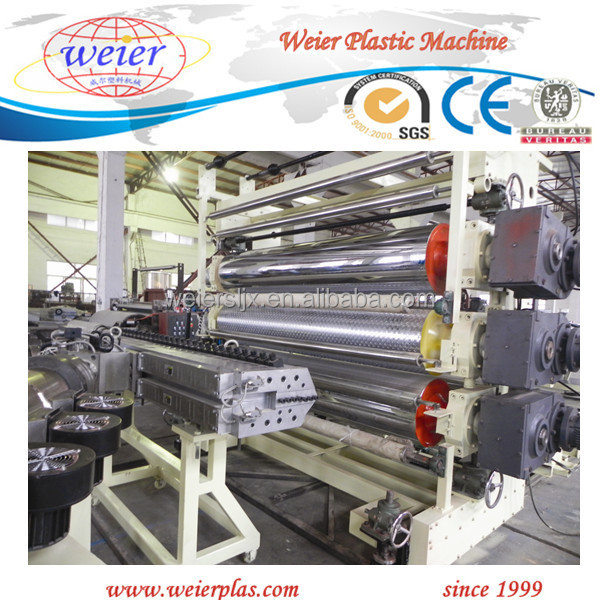 PVC Waterproof Lamination Wide Flooring Leather Plastic Machinerys