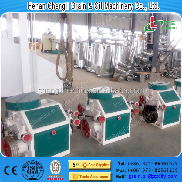 disk mill for grain/corn/maize/cereals