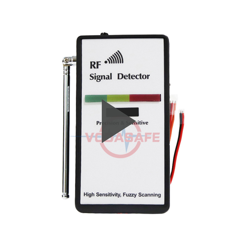 gold G319 Learned High Quanlity Pro Rf Spy Bug Detector 1-8000mhz Frequency Scanner Sweeper Gsm Cdma Gps Tracker Signal Finder