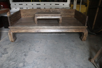 Chinese Houten Bed : Massief hout chinese dag bed buy chinese dag bed bed massief