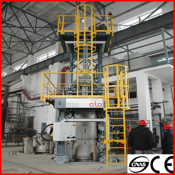 High effective electroslag furnace with CE certification