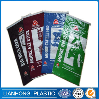 Pp Feed Bag Sack Horse Bags Plastic Product On Alibaba