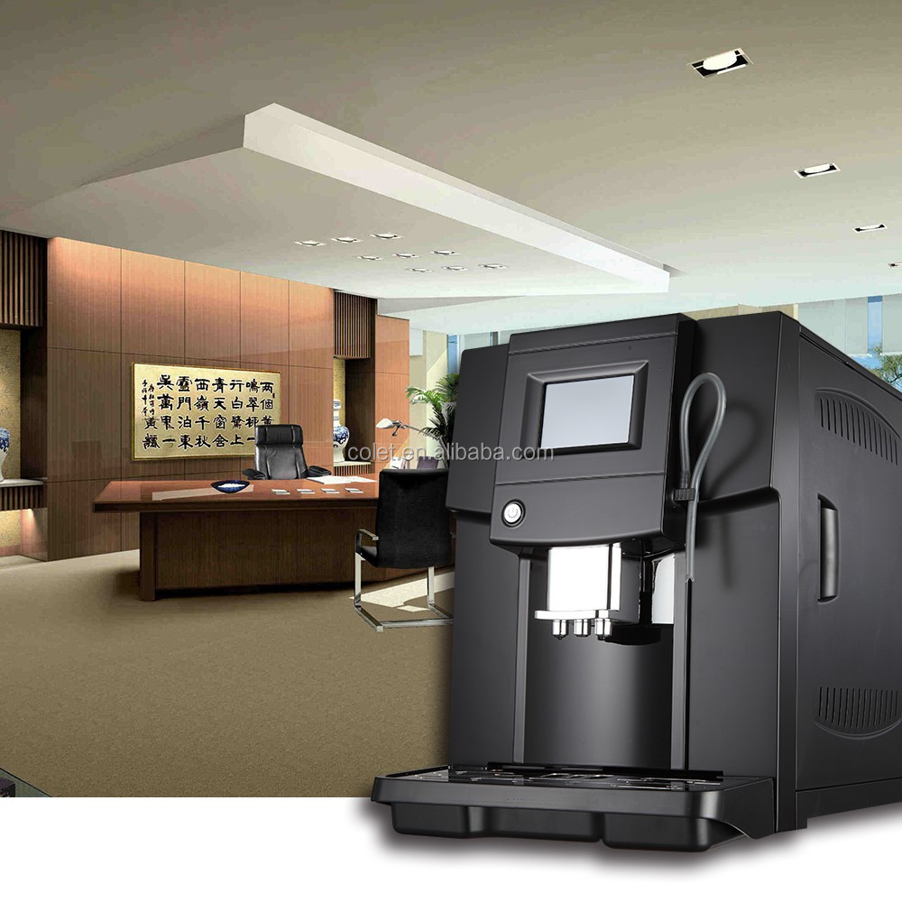 Ningbo Hawk One touch coffee maker machine ABS home coffee machine