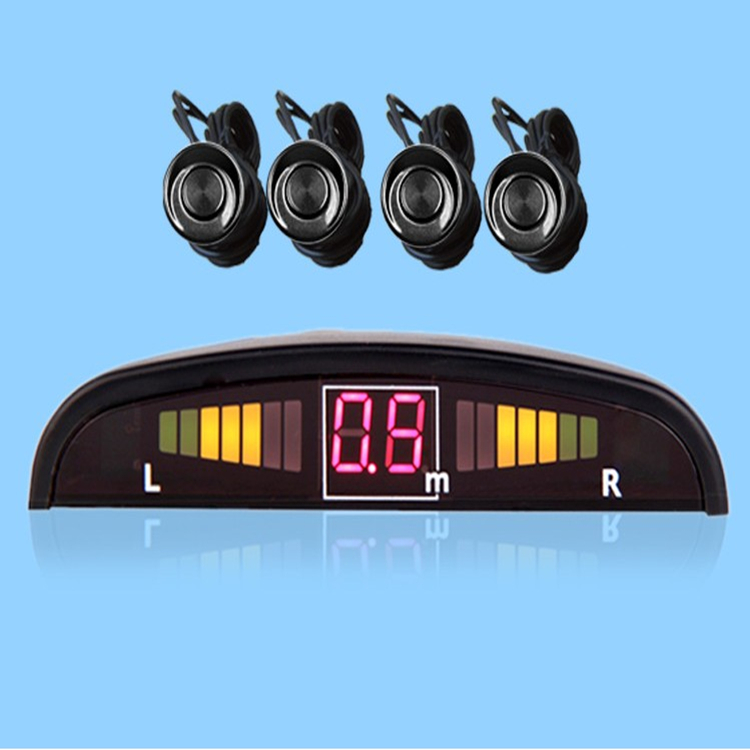 wireless reverse camera and parking sensor parking sensor system