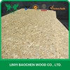 Oriented Strand Boards(OSB)Slab Structure and Flakeboards Type osb