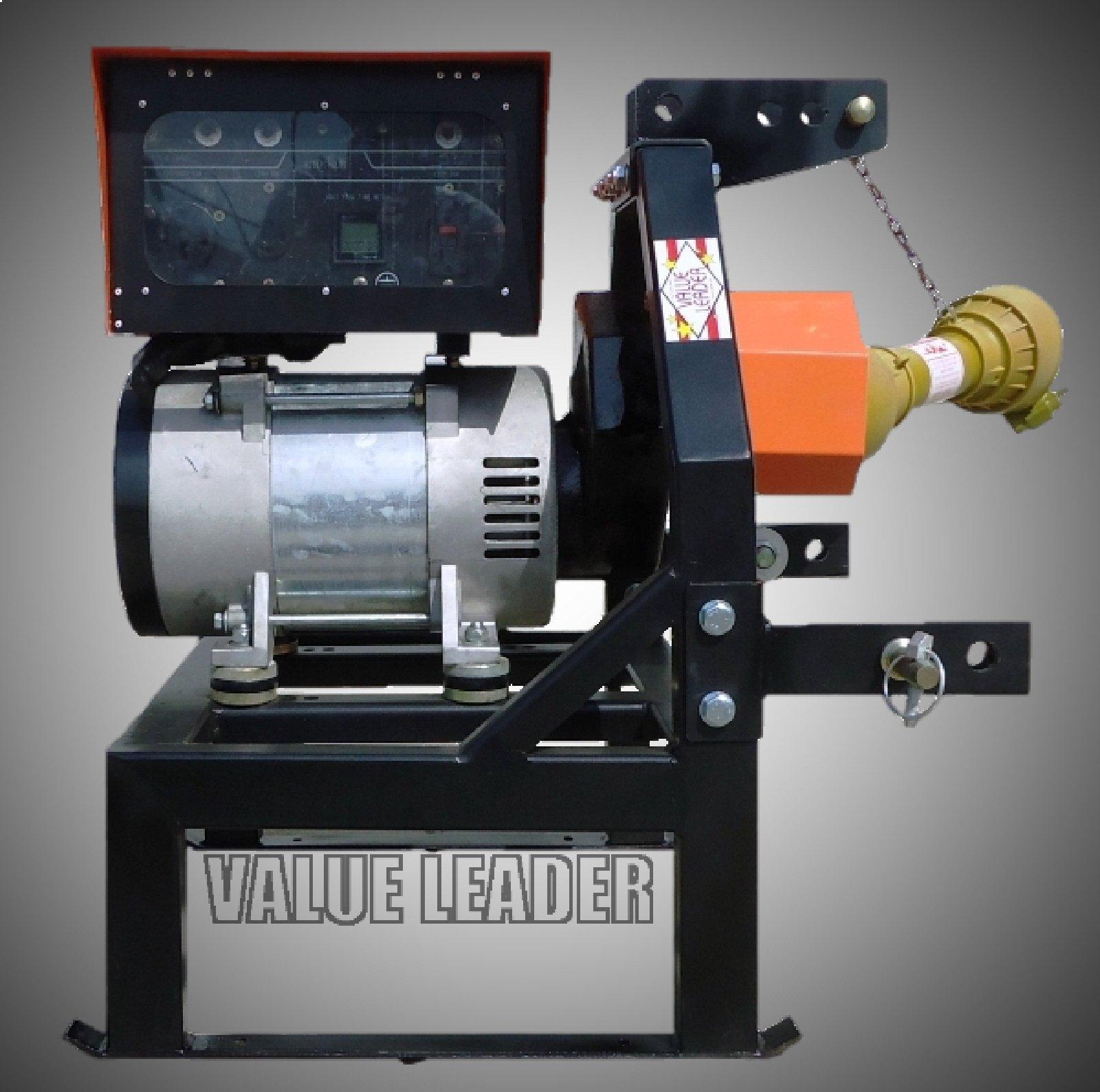 Value Leader 15KW PTO Driven Generator Cat.I 3pt 20+HP Rating (VL-PTOG15K)