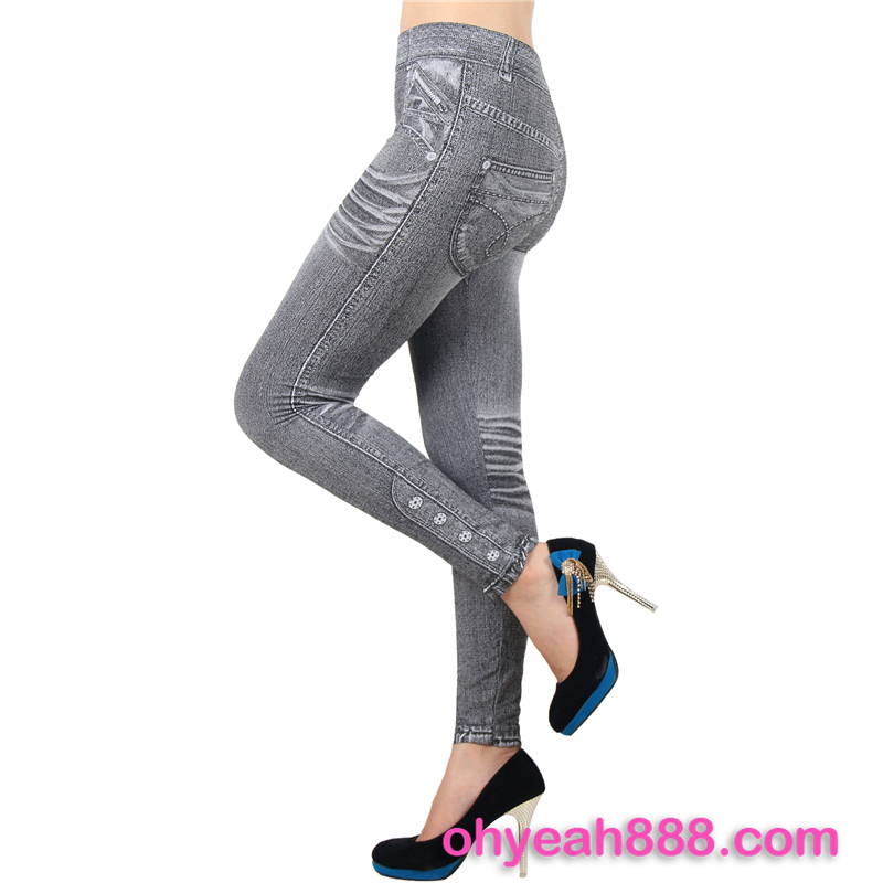 Welcome small order new fashion wet look leggings