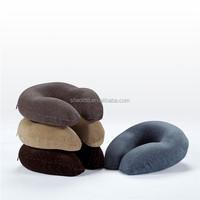 Neck well support nap office sleep u pillow,airplane memory foam pillow