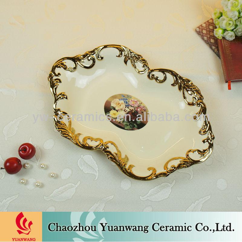 Fabrikanten bulk decoratieve groothandel keramische platen schalen borden product id 897196522 - Decoratieve platen ...