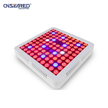 100W full spectrum Red Blue White UV IR LED panel plant grow supplement light fill lamp