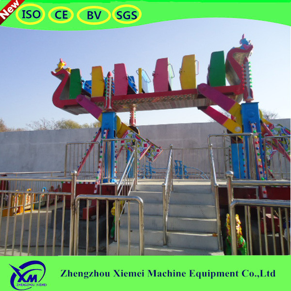 Attractive products carpet rides xingfu amusement park low price