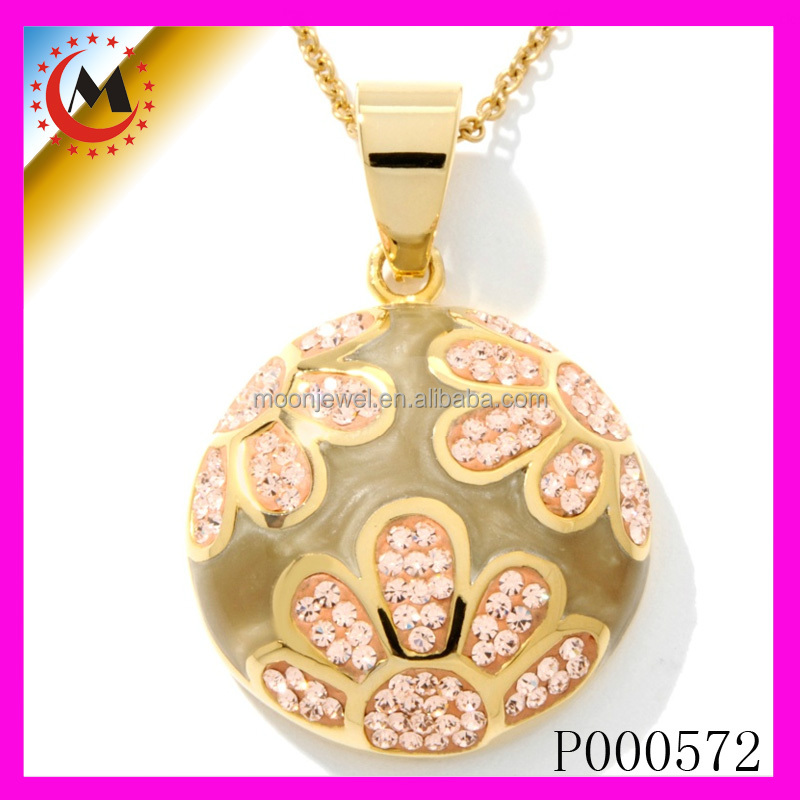 China wholesale factory price 24k mini children gps tracker gold pendant