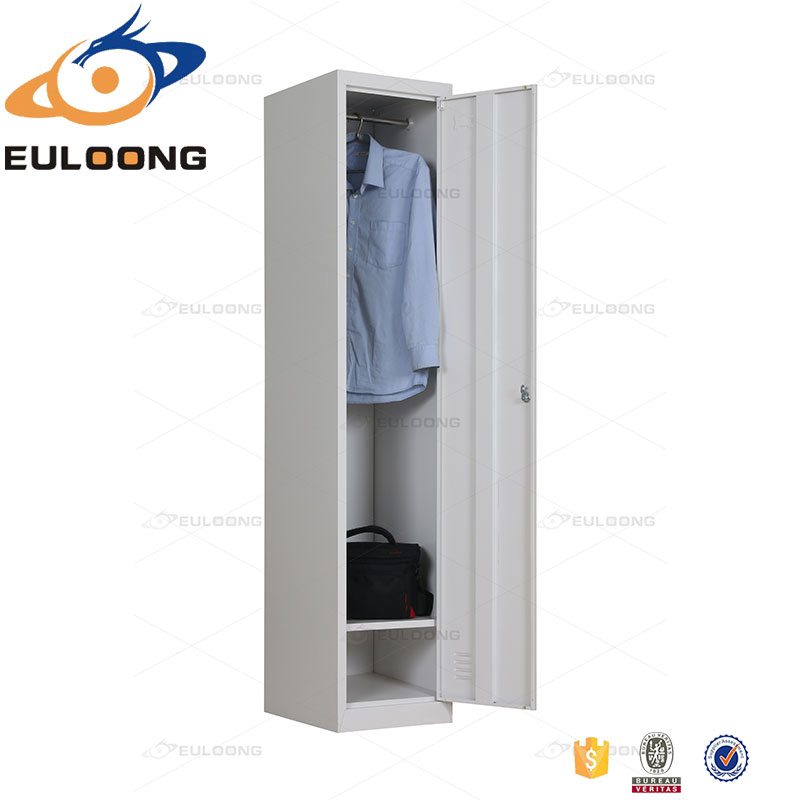 Durable Material with Anti-friction Function Steel Clothes Storage Locker