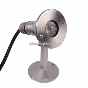 IP68 Waterproof 3W LED Swimming Pool Lights 12V Underwater Fountain Lighting