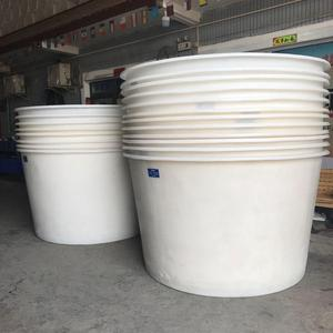 Stackable 4000L food grade plastic water tank water resvroir tank water storage with lid