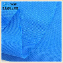 100 % polyester Tricot plain lining / mercerized lining fabric / dazzle cloth for sportswear