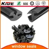 China hotsale auto glass and wiper rubber gasket