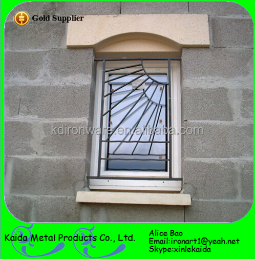 Customized window grills design for sliding windows buy for Modern zen window grills design