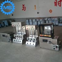Factory supply pizza cone moulding machine/ pizza making machine for export and wholesale