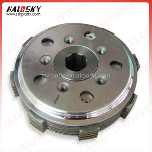 HAISSKY Motorcycle Parts Spare 3 Wheel CG 125 Motorcycle Clutch Assy