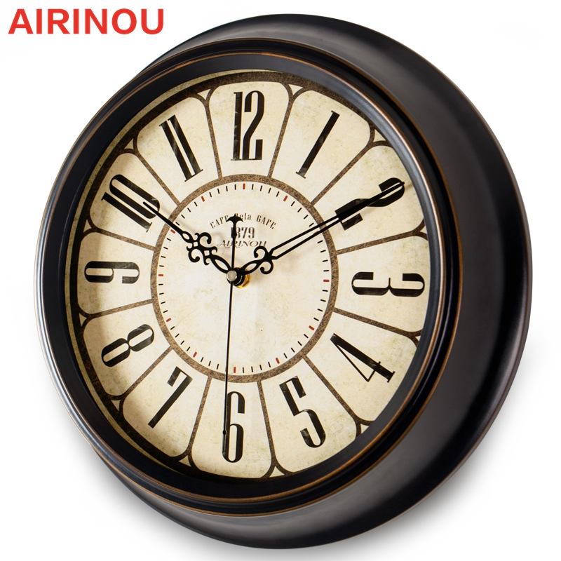 Metal Wall Clock Promotion Shop For Promotional Metal Wall