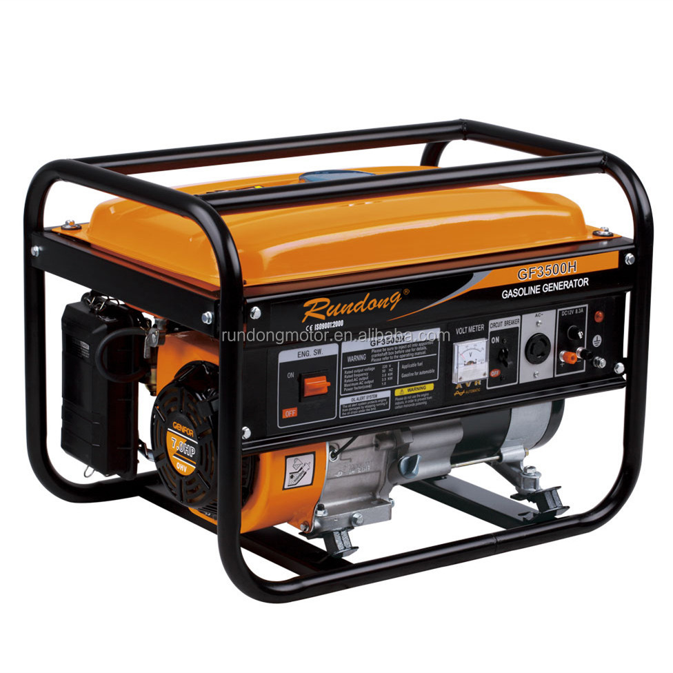 Small Electric Generator : Battery powered silent mini electric generators w