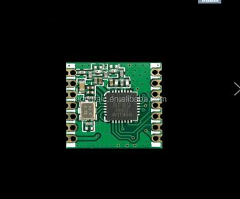 Rfm69 Rfm69cw Hoperf 868mhz Wireless Transceiver With Rfm12b Compatible  Footprint - Buy Rfm69 Rfm69cw,New And Original,Module Product on Alibaba com