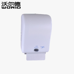 Automatic touchless electric toilet paper dispenser plastic tissue paper dispenser