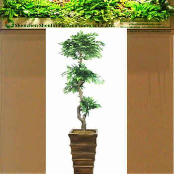 Decorativo Grande Barato Acodado Plantas Artificiales A Granel Para El Hogar O La Oficina Buy Plantas Artificiales A Granelplantas
