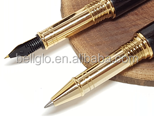 gold color brass ball pen tip