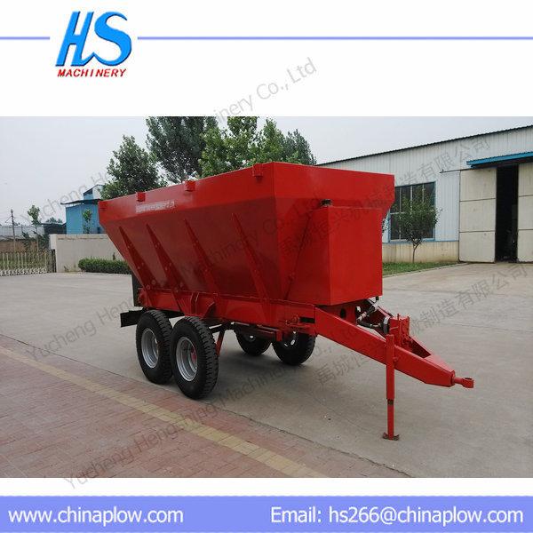 Tractor Mounted Fertilizer Spreader Machine/manure Spreader