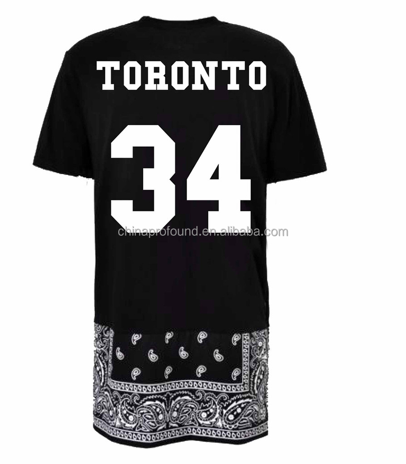 hiphop design mens extra long t shirt with side zip buy. Black Bedroom Furniture Sets. Home Design Ideas