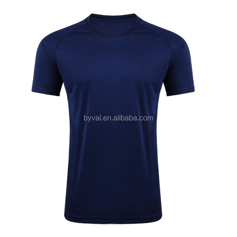 Wholesale Custom Blank Sport T Shirt White 100 Polyester