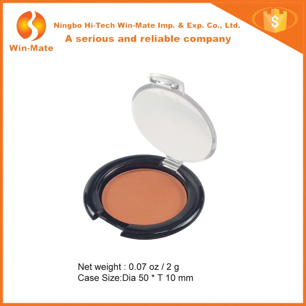 Hot Cheap Makeup Single Color In MINI case Cosmetic Blush Powder