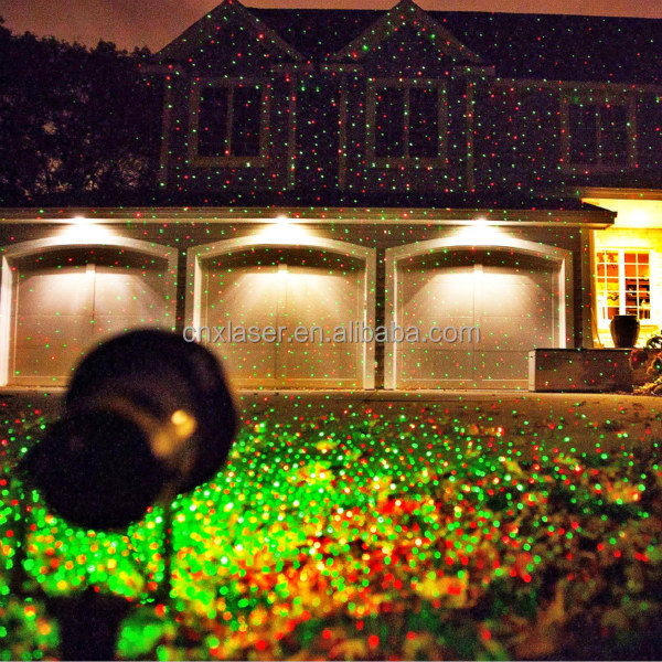 China christmas lights outdoor laser christmas lights home for Projecteur noel exterieur walmart