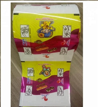 Tattoo Stickers Film Roll For Bag