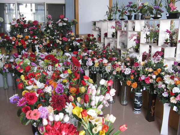 real touch fashion artificial flower China for decoration