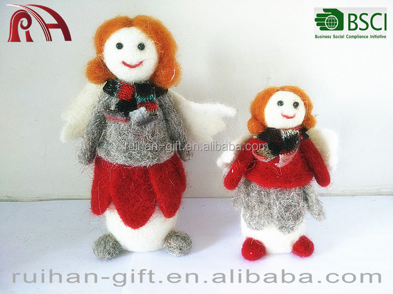 pure wool felt popular holiday decoration crafts
