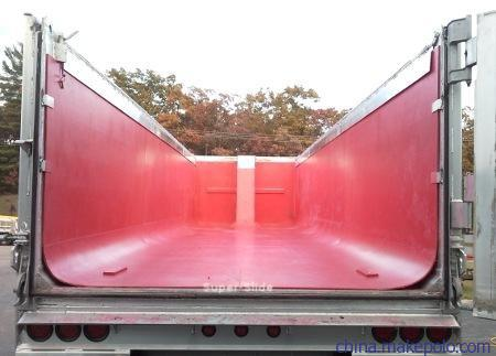Factory wholesale pe uhmwpe dump truck liners for hopper/truck low MOQ