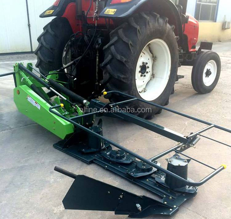 Factory directly sale high efficiency grass disc mower