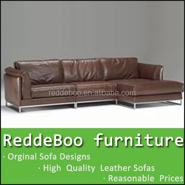 country style germany living room leather sofa